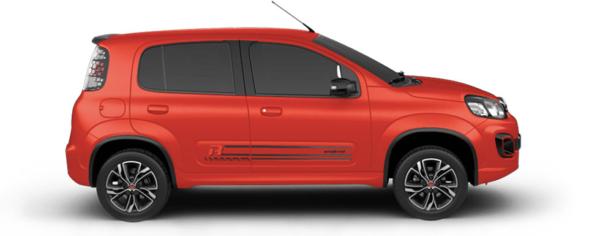 Fiat uno: melhores carros custo-benefício
