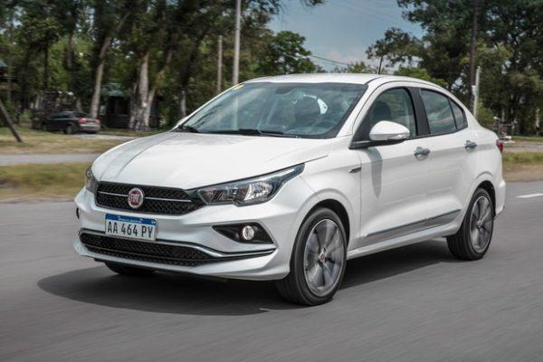 Cronos, um dos Carros Fiat mais vendidos em 2019
