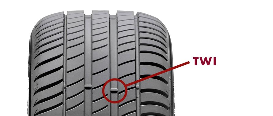TWI: saiba quando trocar pneus
