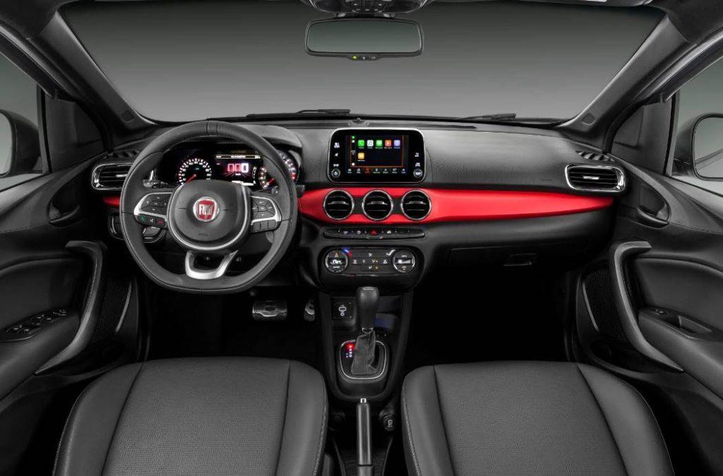 Fiat Argo 2020 HGT