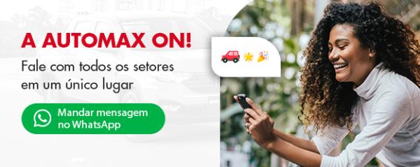 Fale com o WhatsApp da Automax