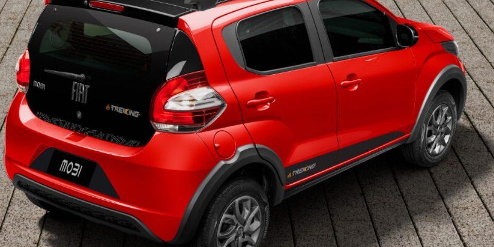 Fiat Mobi 2021: conheça todas as novidades da versão