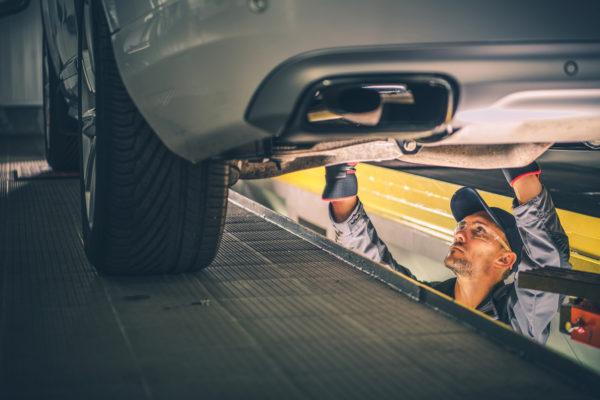 suspensão de carros - manutenção