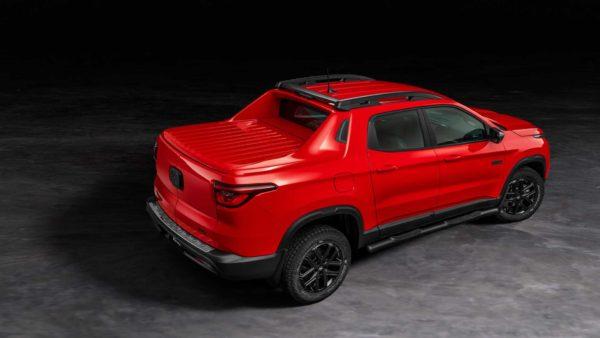 Fiat Toro fica entre os carros mais vendidos da Fiat